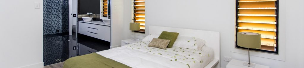 Bedroom and Ensuite Cairns Quality Homes
