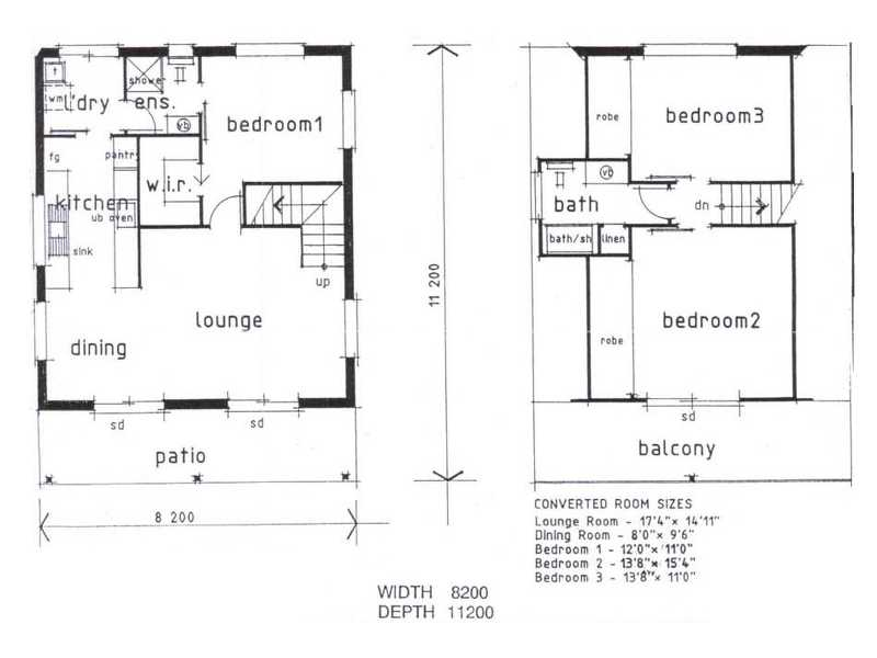 The almond double story and loft specialist in new for House plans cairns