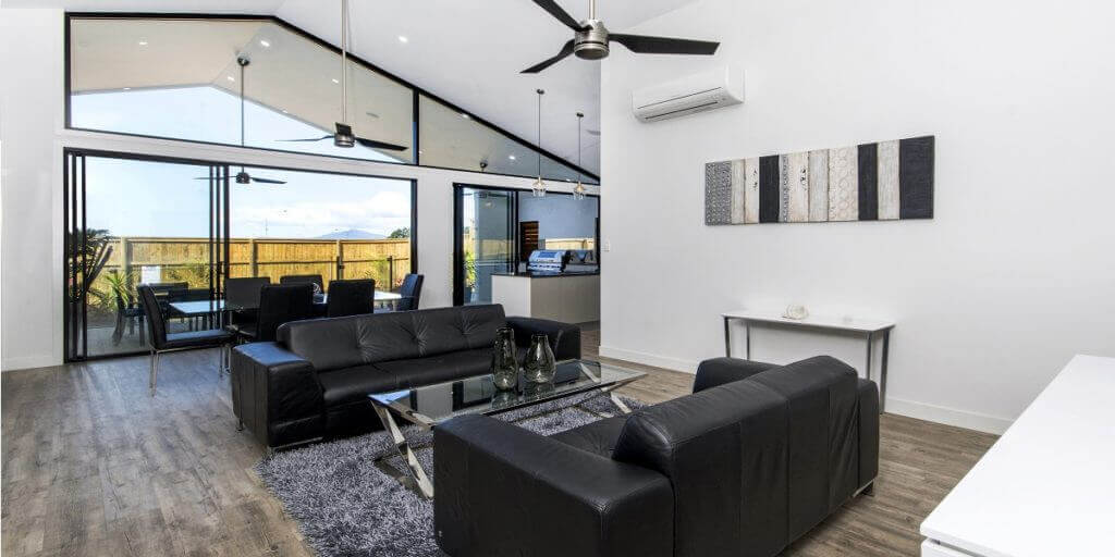 Canopies Edge Lounge - Cairns Display Homes