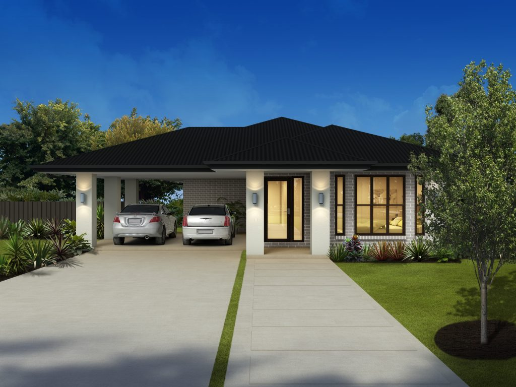The Eleyah House Plan Cairns Quality Homes